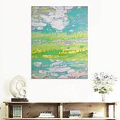 """Картины и панно ручной работы. Ярмарка Мастеров - ручная работа """"Winds of May"""" картина маслом мастихином пейзаж. Handmade."""