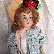Куклы и игрушки ручной работы. Ярмарка Мастеров - ручная работа Катино платье.. Handmade.