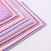 Материалы для творчества ручной работы. Ярмарка Мастеров - ручная работа Набор ткани 18. Handmade.
