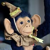 Куклы и игрушки ручной работы. Ярмарка Мастеров - ручная работа Обезьян.. Handmade.