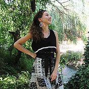 Одежда handmade. Livemaster - original item dress boho marko patchwork. Handmade.