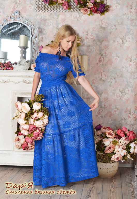 """Платья ручной работы. Ярмарка Мастеров - ручная работа. Купить """"Королева Роз"""" - платье с секретом ;). Handmade. Платье"""