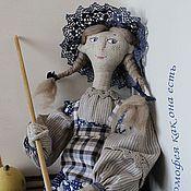 Куклы и игрушки ручной работы. Ярмарка Мастеров - ручная работа Адель. Домофея как она есть. Handmade.