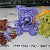 Куклы и игрушки ручной работы. Ярмарка Мастеров - ручная работа Зверята. Handmade.
