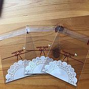 Материалы для творчества ручной работы. Ярмарка Мастеров - ручная работа Пакеты для упаковки. Handmade.