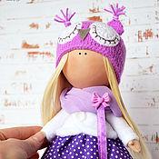 Куклы и игрушки ручной работы. Ярмарка Мастеров - ручная работа Анютка. Handmade.