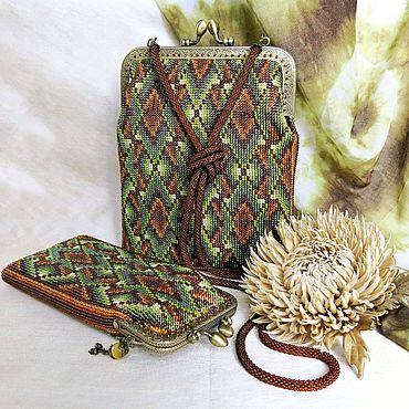 Bags and accessories handmade. Livemaster - original item Set
