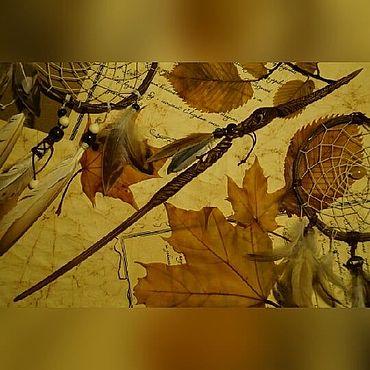 Сувениры и подарки ручной работы. Ярмарка Мастеров - ручная работа Атрибутика: волшебная палочка. Handmade.