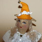 Куклы и игрушки ручной работы. Ярмарка Мастеров - ручная работа Эльф новогодний. Handmade.