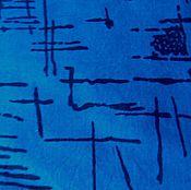 Материалы для творчества ручной работы. Ярмарка Мастеров - ручная работа Хлопок 100% Абстракция. Handmade.