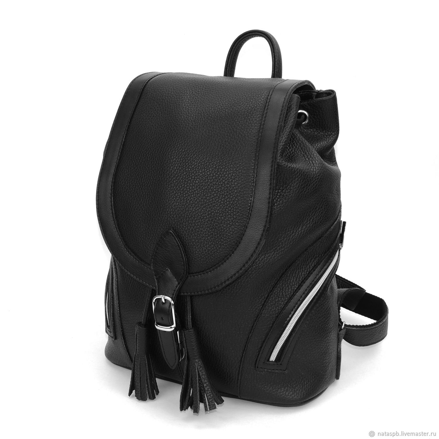 Backpack Leather City Shop Fashion Vintage Bag Youth