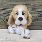 Куклы и игрушки handmade. Livemaster - original item Bagel. Handmade.