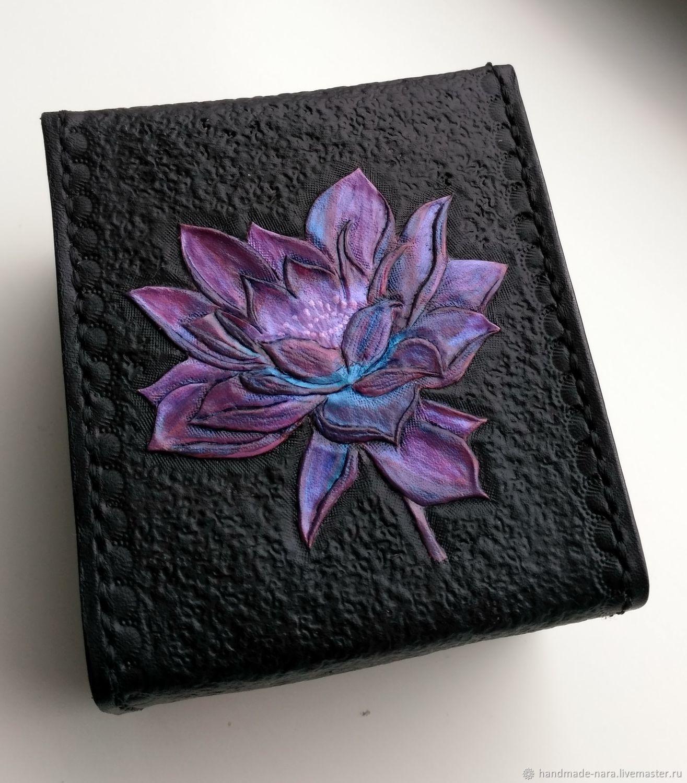 Футляр для карт mtg Black Lotus, Чехол, Екатеринбург,  Фото №1