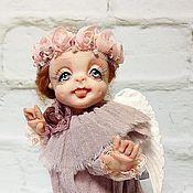 Куклы и игрушки ручной работы. Ярмарка Мастеров - ручная работа Ангел Доброй Вести. Handmade.