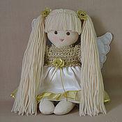 Куклы и игрушки ручной работы. Ярмарка Мастеров - ручная работа Ангелочек, 20 см. Handmade.