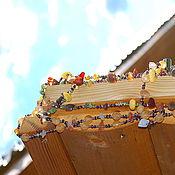 """Украшения ручной работы. Ярмарка Мастеров - ручная работа Колье """"Лето"""". Handmade."""