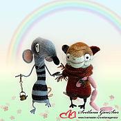Куклы и игрушки handmade. Livemaster - original item Rat Serafima. Handmade.