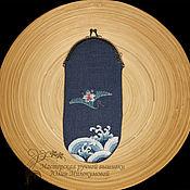 Сумки и аксессуары handmade. Livemaster - original item Midori Eyeglass Case. Handmade.