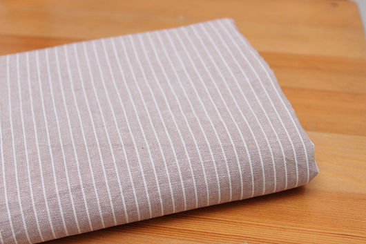 """Шитье ручной работы. Ярмарка Мастеров - ручная работа. Купить Ткань """"Ретро полоска"""". Handmade. Шитье, ткань для одежды"""
