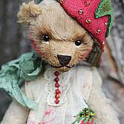 Куклы и игрушки ручной работы. Ярмарка Мастеров - ручная работа Клубничная феерия. Handmade.