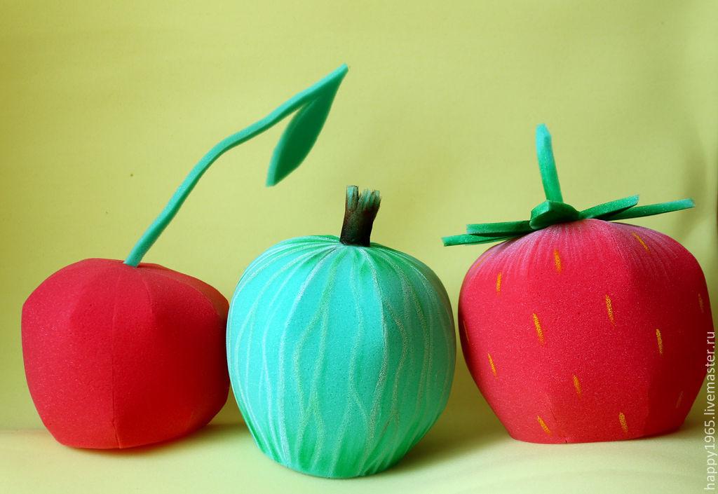 Как сделать большое яблоко 257