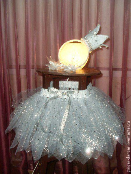 Детские танцевальные костюмы ручной работы. Ярмарка Мастеров - ручная работа. Купить Костюм для принцессы. Handmade. Серебряный, пачка