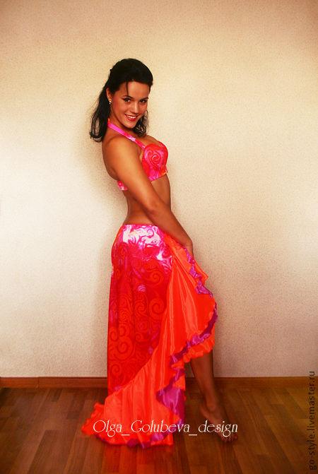 Платье для танцев е класс 2