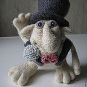 Куклы и игрушки ручной работы. Ярмарка Мастеров - ручная работа Интеллигентное привидение. Handmade.