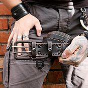 Ремни ручной работы. Ярмарка Мастеров - ручная работа Ремень кожаный с ручной прошивкой. Handmade.