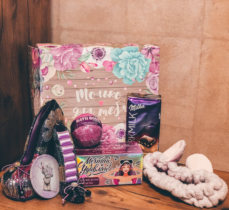 Подарочный набор для женской половины, Подарочные боксы, Москва,  Фото №1