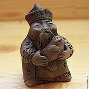Куклы и игрушки ручной работы. Ярмарка Мастеров - ручная работа Окарина Бурхан. Handmade.