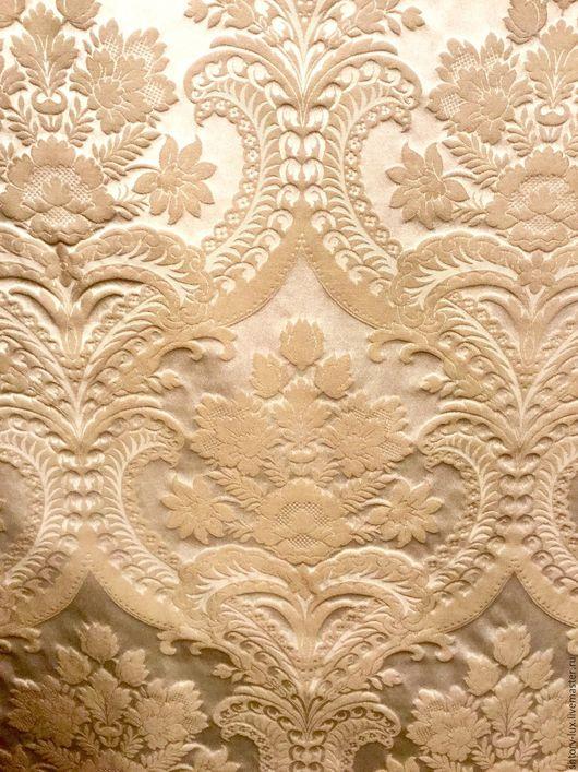 Текстиль, ковры ручной работы. Ярмарка Мастеров - ручная работа. Купить Ткань для штор арт.30013. Handmade. Бежевый