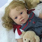 Куклы и игрушки ручной работы. Ярмарка Мастеров - ручная работа Луиза. Кукла реборн.. Handmade.