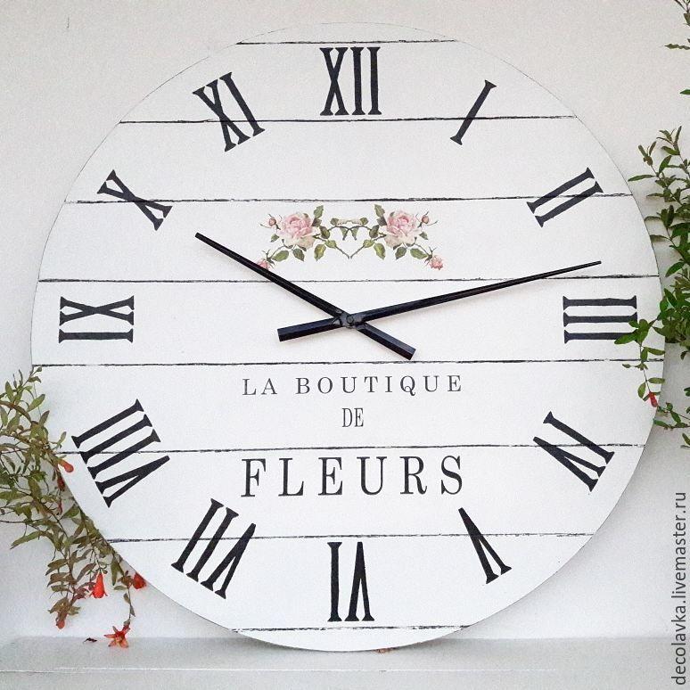 "Large Wall Clock 24"", Watch, Izhevsk,  Фото №1"