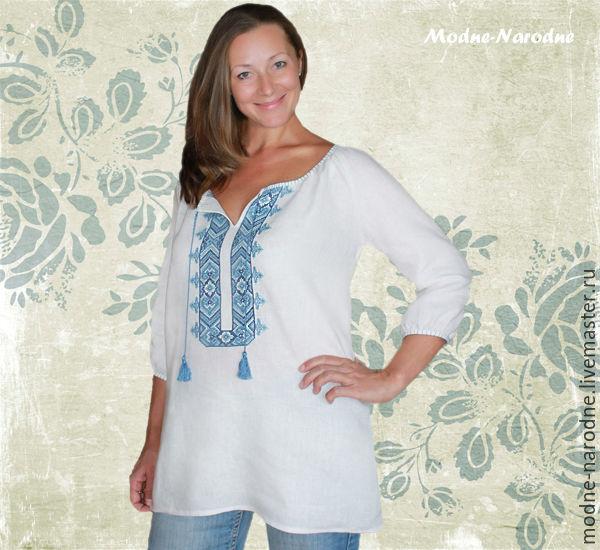 Купить женские летние блузки