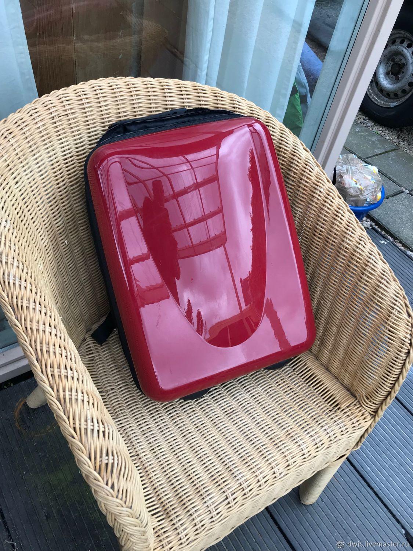 Backpack with a light rigid frame, Holland, Vintage bags, Arnhem,  Фото №1