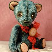 Куклы и игрушки ручной работы. Ярмарка Мастеров - ручная работа Мишка Люка.. Handmade.