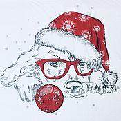 Материалы для творчества handmade. Livemaster - original item 542.  Napkin for decoupage Dog. Handmade.