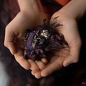 """Украшения ручной работы. Ярмарка Мастеров - ручная работа Брошь из серии """"Fireflies"""". Handmade."""