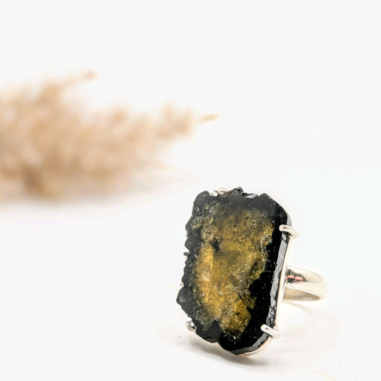Кольцо турмалин, Кольца, Феодосия,  Фото №1