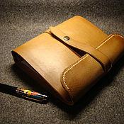 Папки ручной работы. Ярмарка Мастеров - ручная работа Папка (блокнот,тетрадь) для файлов,записей и скетчей.. Handmade.