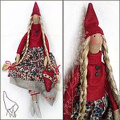 Куклы и игрушки ручной работы. Ярмарка Мастеров - ручная работа Тильда Энни.. Handmade.