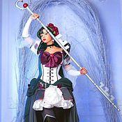 """Одежда ручной работы. Ярмарка Мастеров - ручная работа Корсет """"Sailor Pluto"""" косплей. Handmade."""