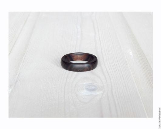 Кольца ручной работы. Ярмарка Мастеров - ручная работа. Купить Деревянное кольцо.. Handmade. Кольцо из дерева, деревянные украшения