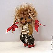 Куклы и игрушки ручной работы. Ярмарка Мастеров - ручная работа Лизель. Handmade.