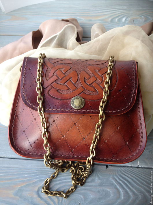 Женские сумки ручной работы. Ярмарка Мастеров - ручная работа. Купить сумочка. Handmade. Коричневый, подарок женщине жене