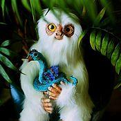 Куклы и игрушки ручной работы. Ярмарка Мастеров - ручная работа Камуфлори Demiguise Фантастические твари Гарри Поттер Игрушка. Handmade.