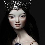 Куклы и игрушки ручной работы. Ярмарка Мастеров - ручная работа Stella. Шарнирная кукла.. Handmade.