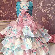 Куклы и игрушки ручной работы. Ярмарка Мастеров - ручная работа Наряд  для  куклы БЖД 42 см №16. Handmade.