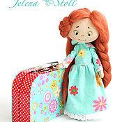 """Куклы и игрушки ручной работы. Ярмарка Мастеров - ручная работа Интерьерная куколка """"Фанни"""". Handmade."""